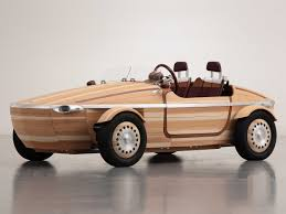 toyota wooden electric car business insider