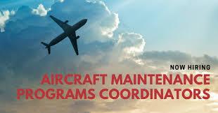 Michigan Traveling Jobs images Sts is hiring aircraft maintenance programs coordinators in jpg