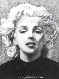 Marilyn Monroe Art Marilyn Monroe Art Joe Hendry Art U0026 Illustration