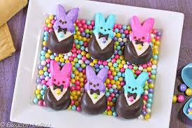 thanksgiving peeps tuxedo bunny peeps recipe
