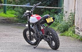 honda dominator twistmoto honda nx650 charlie1 the bike shed