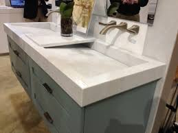 Bathroom Vanities With Tops Clearance by Restaining Bathroom Vanity Mirrors Diy Refinishing From Clearance