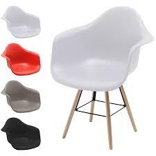 Esszimmer Sessel Grau Retro Sessel Regie Schalenstuhl Pop Art Deco Esszimmer Stuhl