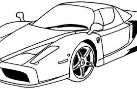 sports car coloring pages boys colorings