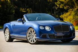 2013 bentley continental gt speed convertible autoblog