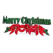 merry christmas sign outdoor lighted merry christmas sign 36102 astonbkk