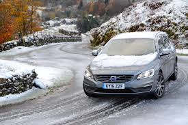 lexus is300h winter tyres volvo v60 d5 twin engine review greencarguide co uk