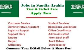 jobs in saudi arabia latest uae jobs