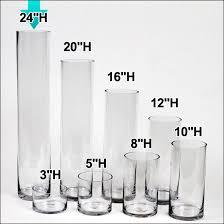 Centerpiece Vases Wholesale by 116 Best Cylinder Vases Images On Pinterest Wedding Wholesale
