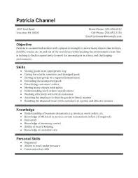 work resume template high school student resume templates no work experience new