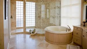 flooring small bathroom design with sloped ceiling and american