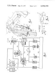 patent us4050359 hydraulic power trim and power tilt system