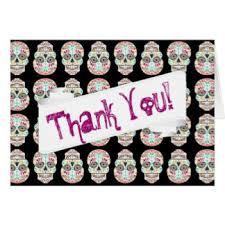 Sugar Skulls For Sale Sugar Skulls Thank You Gifts On Zazzle