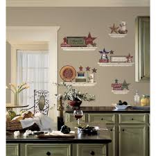 attractive kitchen wall art decorating ideas spoon artwork white