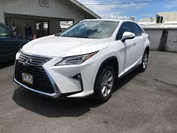 lexus hybrid used 2016 lexus rx aiona cars used cars hilo used cars hilo hawaii
