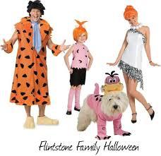 Flinstone Halloween Costume Family Group Costumes U2022 Halloweentopia