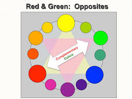 complementary color my almost annual red and green complementary color essay red and