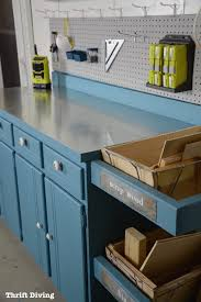 Building Wood Shelves Garage by 6 Simple Diy Garage Storage Solutions You Can Do Today