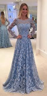 blue lace dress best 25 blue lace prom dress ideas on blue prom