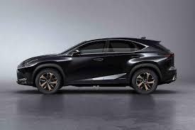 auto shows 2018 lexus nx gets a refresh in shanghai pressfrom
