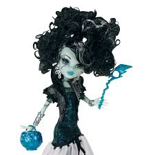 Monster High Doll Halloween Costumes by Monster High Ghouls Rule Dolls Frankie Stein Halloween Costume