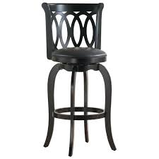 Swivel Bar Stool With Back Bar Stool Swivel Bar Stools With Back Target Black Uphpolstered