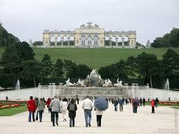 vienna travel guide panadea u003e travel guide photo gallery schönbrunn palace