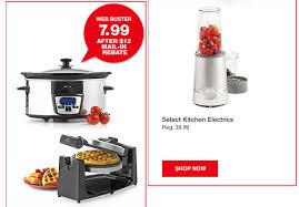 appliances black friday macy u0027s black friday small kitchen appliances as low as 7 99