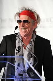 keith richards headband linen scarf again with jacket headband could be interesting