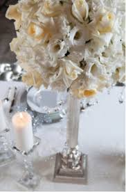 White Centerpieces 66 Inspiring Winter Wedding Centerpieces Weddingomania
