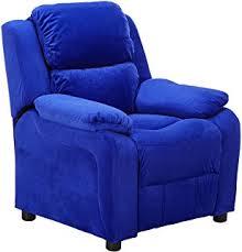 amazon com flash furniture deluxe padded contemporary black