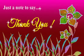 just a note to say thank you free for everyone ecards greeting