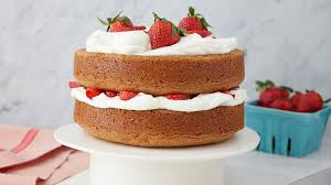 ina u0027s strawberry country cake food network