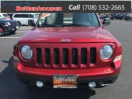 2017 jeep patriot rear certified pre owned 2017 jeep patriot sport 4d sport utility in