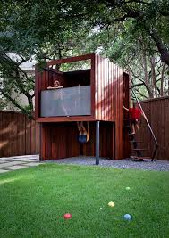 Best  Kids Clubhouse Ideas On Pinterest Forts For Kids - Backyard fort designs