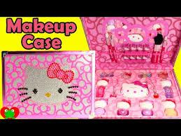 download video kitty lip gloss palette nail