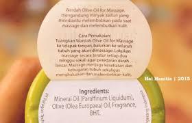 Minyak Zaitun Untuk Rambut Di Alfamart minyak zaitun wardah olive manfaat dan harga review 2018