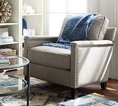 Small Armchairs Small Spaces Small Spaces Pottery Barn
