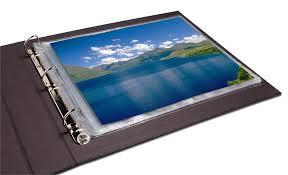 10x13 photo albums oversize 3 ring buckram album