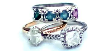 celebrating traditions that last e b horn engagement rings