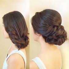 side buns for shoulder length fine hair shoulder length up do updos and formal styles pinterest