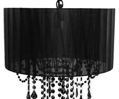Black Chandelier Floor Lamp by Lamps Acceptable Large Black Drum Lamp Shades Best Large Black