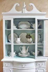 mission style china cabinet how to style a china cabinet painted inside china cabinet mission