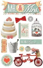 wedding scrapbook stickers mr mrs 3d sticker paper house