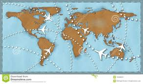 Cork World Map by Download Map Of Travels Major Tourist Attractions Maps