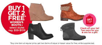 s boots for sale jcpenney boot sale s boots as low as 16 99