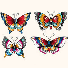 best 25 traditional butterfly ideas on