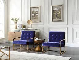 Gold Accent Chair Accent Chair