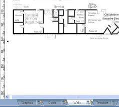 Smartdraw Tutorial Floor Plan Drawing In Walls Iu Kokomo Smartdraw Tutorial