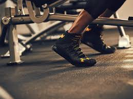dwayne johnson debuts signature sneakers with new under armor x